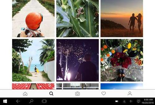 Imagen Instagram para PC