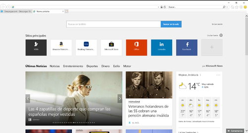 Imagen Internet Explorer