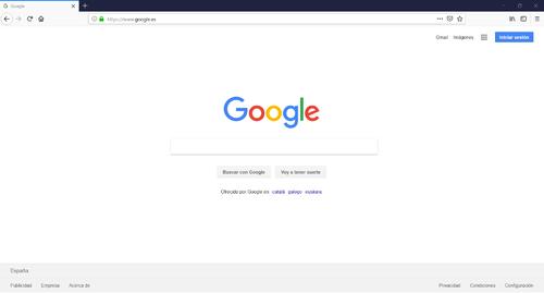 Imagen Mozilla Firefox