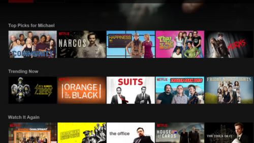 Imagen Netflix