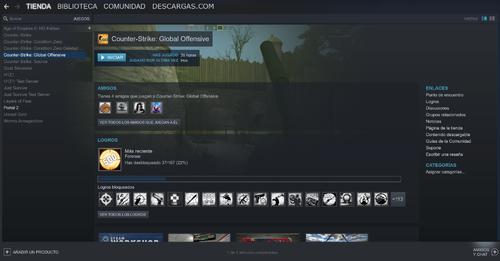 Imagen Steam