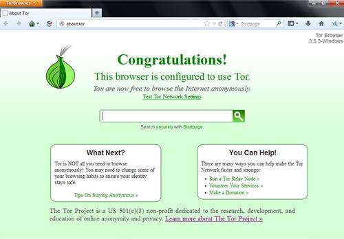 Imagen Tor